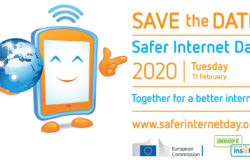 SID2020 Save the date no border 250x160 - Safer Internet Day 2020