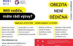 """obezita neni dedicna obr na web 250x160 - """"Obezita není dědičná"""""""