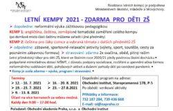 kempy1 250x160 - Letní kempy 2021
